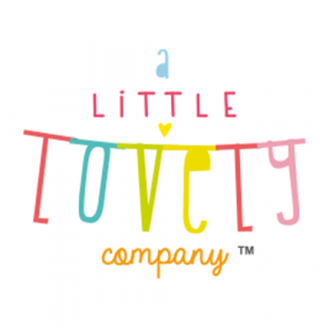 A Lovely Little Company - Logo - Children's Products